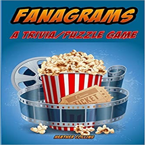 Fanagrams: A Trivia/Puzzle Brain Game with Clues from Harry Potter, Star Wars, Marvel, Sports, Music, Apps and Phones, Board Game