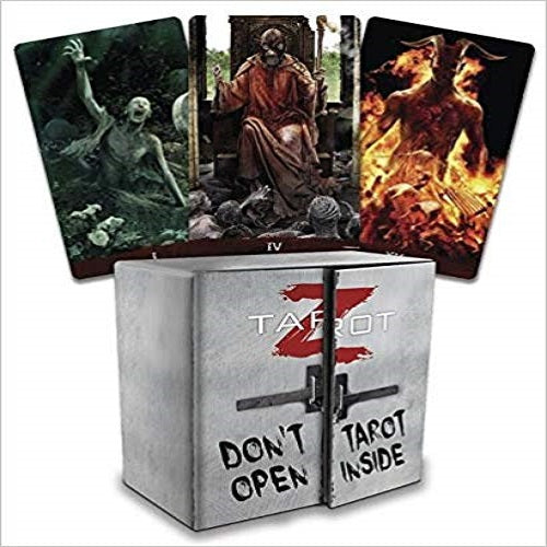 Tarot Z Limited Edition: Don't Open!