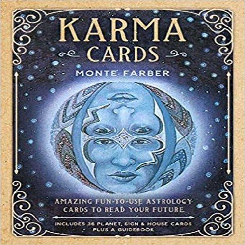 Karma Cards: Amazing Fun-To-Use Astrology Cards to Read Your Future