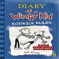 Rodrick Rules (Diary of a Wimpy Kid #2) ( Diary of a Wimpy Kid )