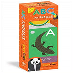 ABC Animals: Smartflash Cards for Curious Kids ( Smartflash: Cards for Curious Kids )