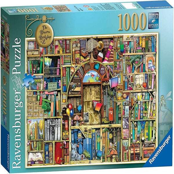 Bizarre Bookshop 2 1000 PC Puzzle