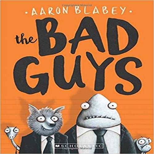 The Bad Guys ( Bad Guys #1 )