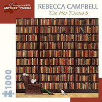 Rebecca Campbell: Do Not Disturb 1000-Piece Jigsaw Puzzle