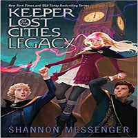 Legacy ( Keeper of the Lost Cities #8 )
