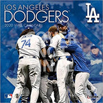 Los Angeles Dodgers: 2020 12x12 Team Wall Calendar