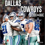 Dallas Cowboys: 2020 12x12 Team Wall Calendar