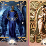 Archangel Fire Oracle