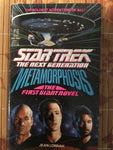 Star Trek Metamorphosis The First Giant Novel