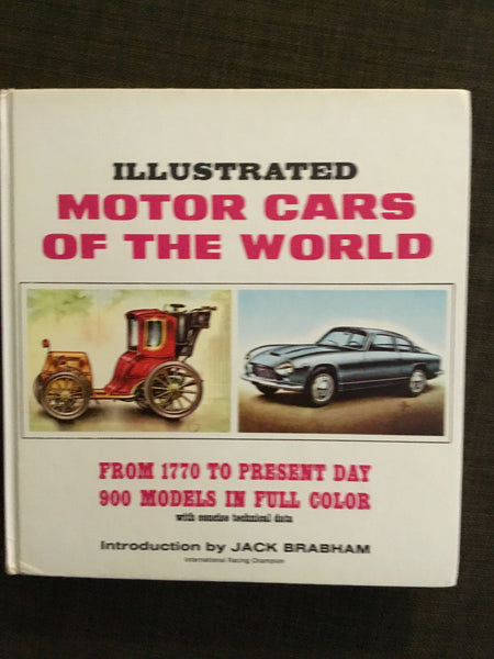 Illustrated Motor Cars of the World