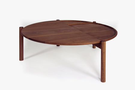 Ashland Coffee Table - Circle