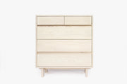 Ada Tallboy Dresser - 5 Drawer