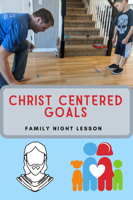 Christ Centered Goals