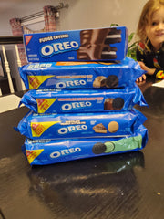 Stack of Oreo Variety of Flavors {Daisy May & Me}