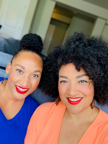 Alexis and Chante {Dear Daughter Workshop}