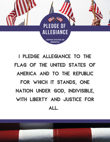 Pledge of Allegiance |Daisy May & Me|