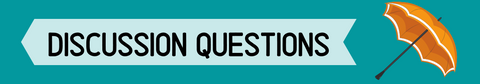 The Gratitude Diaries Discussion Questions banner
