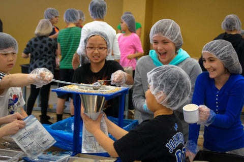Feed My Starving Children |Daisy May & Me|