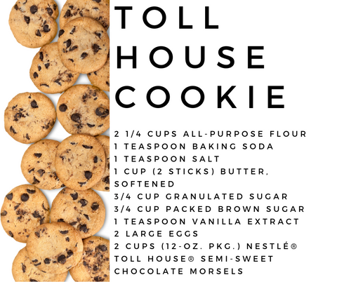 Toll House Cookie Recipe |Daisy May & Me|