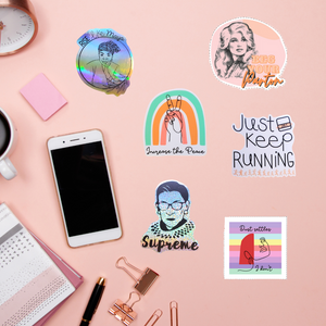 Empowering Stickers