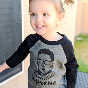RBG Supreme Tee Shirts,  |Daisy May and Me