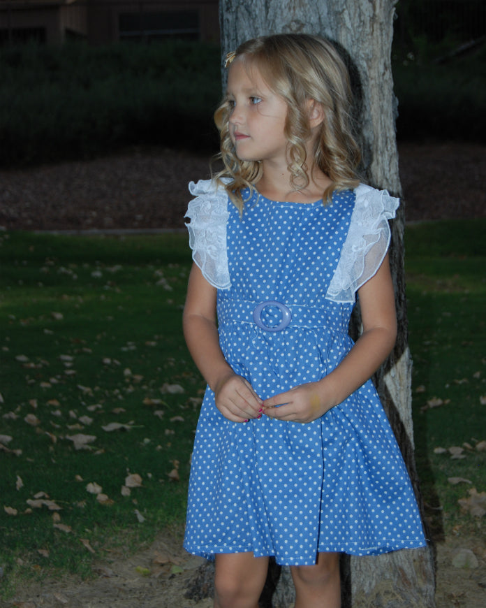 Lucille Dresses,  |Daisy May and Me