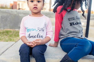 Amelia tee Shirts,  |Daisy May and Me