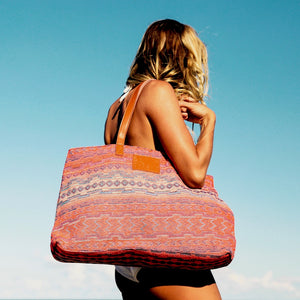 Tribal Tote- Sunset