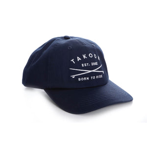 Casquette Takoon Surf Born to Ride