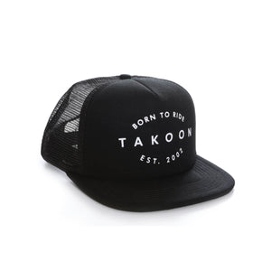 Casquette Takoon Trucker Born to Ride