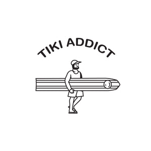 T-shirt Tiki Addict