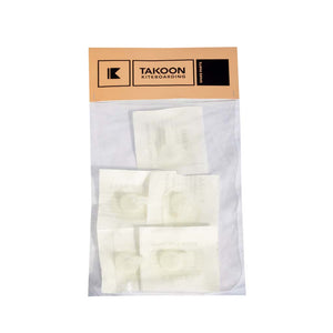 Pack of 5 self-adhesive valves - Takoon Kiteboarding
