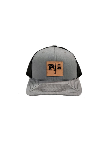 P2 Mesh Snapback - Wide Tan Patch