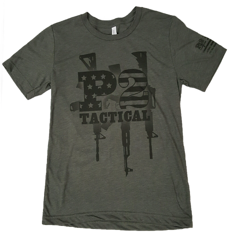 P2 Tactical Shirt - Green