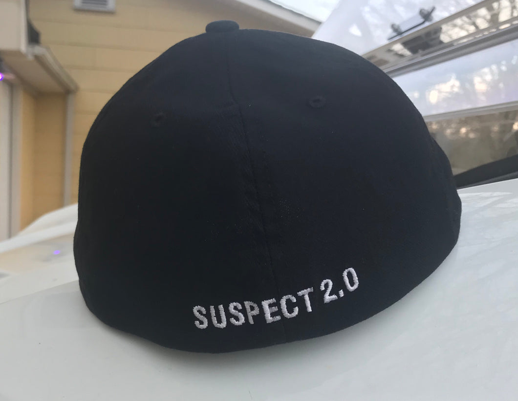 VDR Embroidered- Suspect2.0 FlexFit Hat
