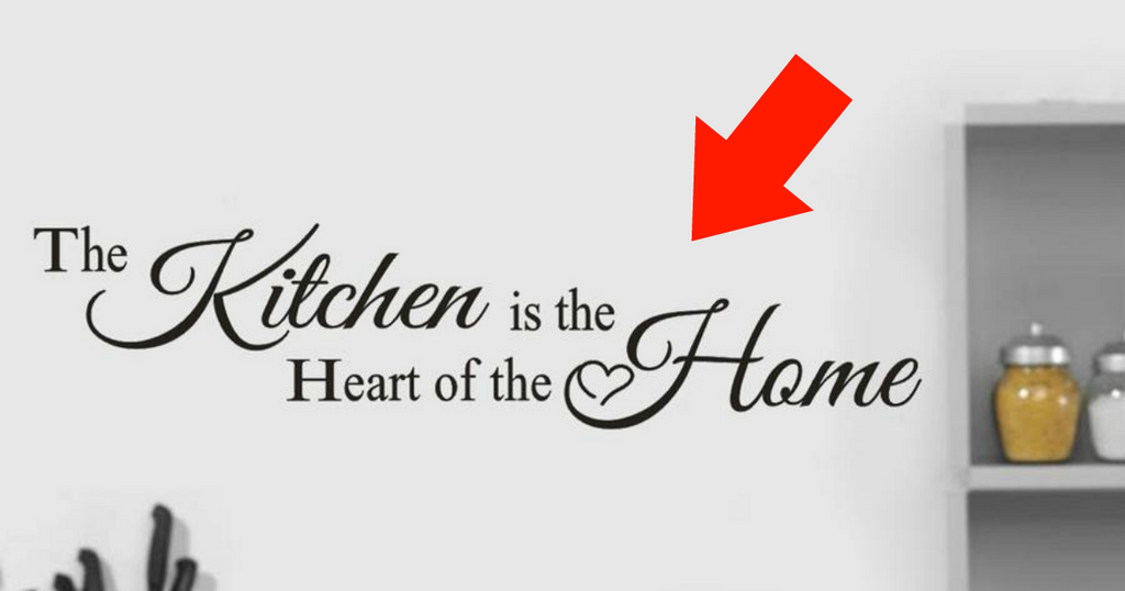 Did YOU win the beautiful Kitchen Wall Sticker?