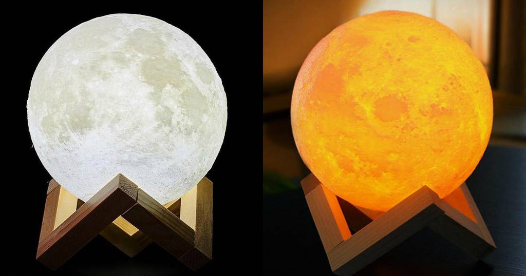 Did YOU Win The Amazing LED Moon Light?