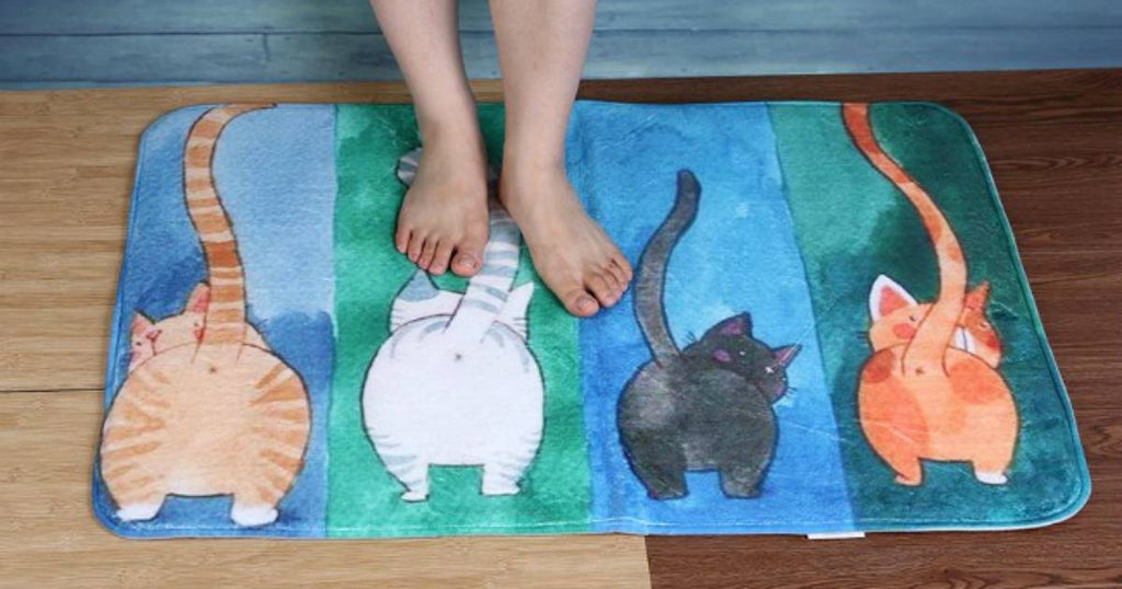 Did YOU Win The Floor Carpet With Cats?
