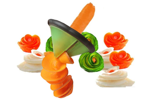 "Image of ""Pyramide"" Vegetable Creative Spiralizer"