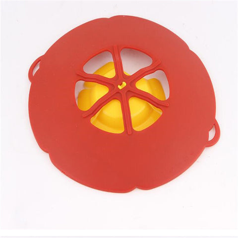 "Image of ""Flower"" Silicone Spill Stopper"