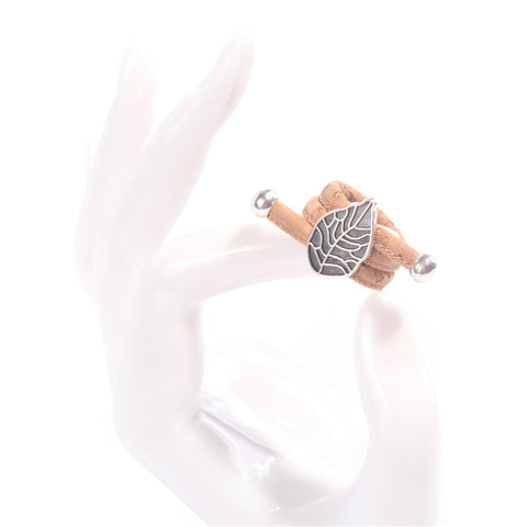 """Made of Cork"" Vintage Female Ring"