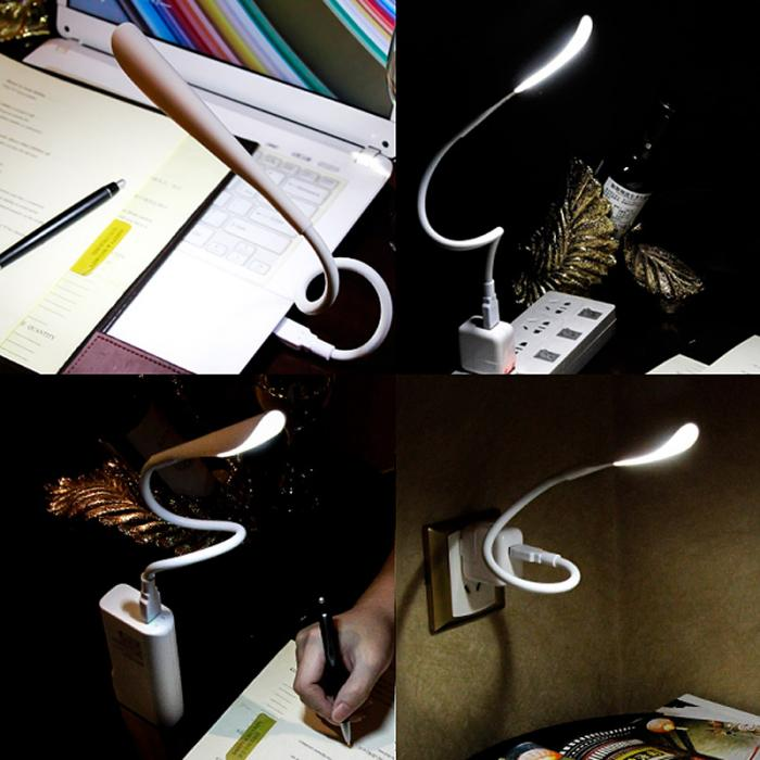 Flexible LED Touch Light