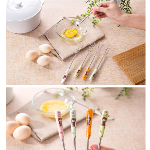"""Teddy"" Kitchen Whisks"