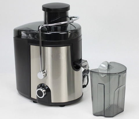 Image of Stainless Steel Automatic Slow Juicer
