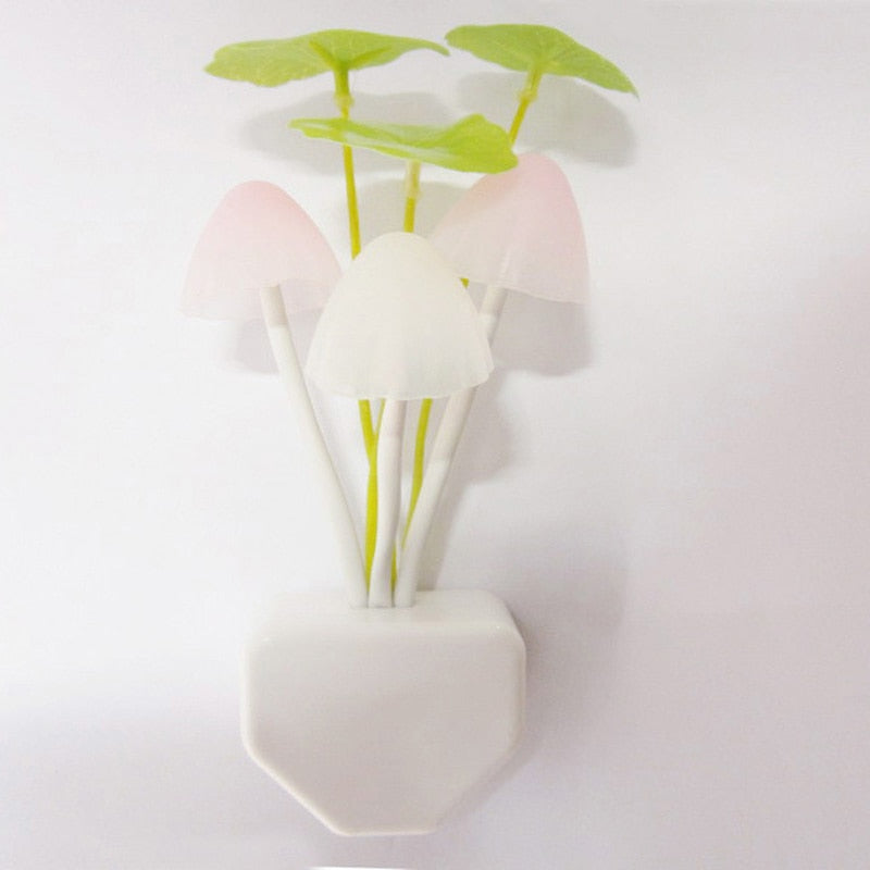 Novelty Mushroom Night Light