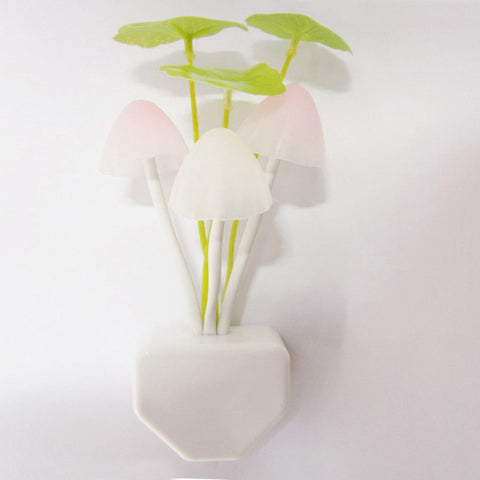 Image of Novelty Mushroom Night Light