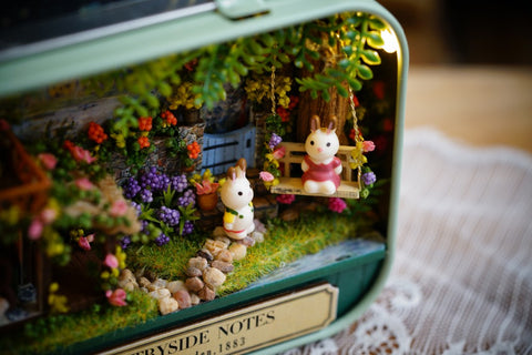 Fairytale Dollhouse DIY