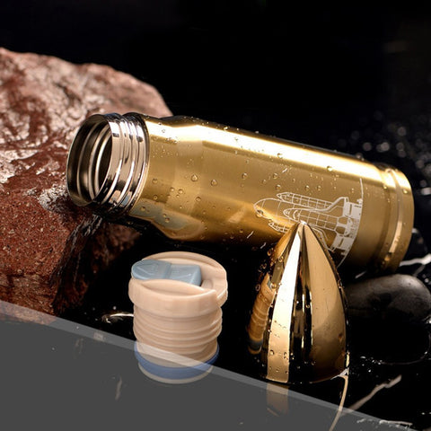"Image of Travel Drink Bottle ""Bullet"""