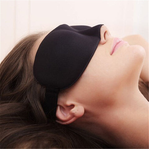 Image of Sleep Well At Night With This Comfortable 3D Night Mask