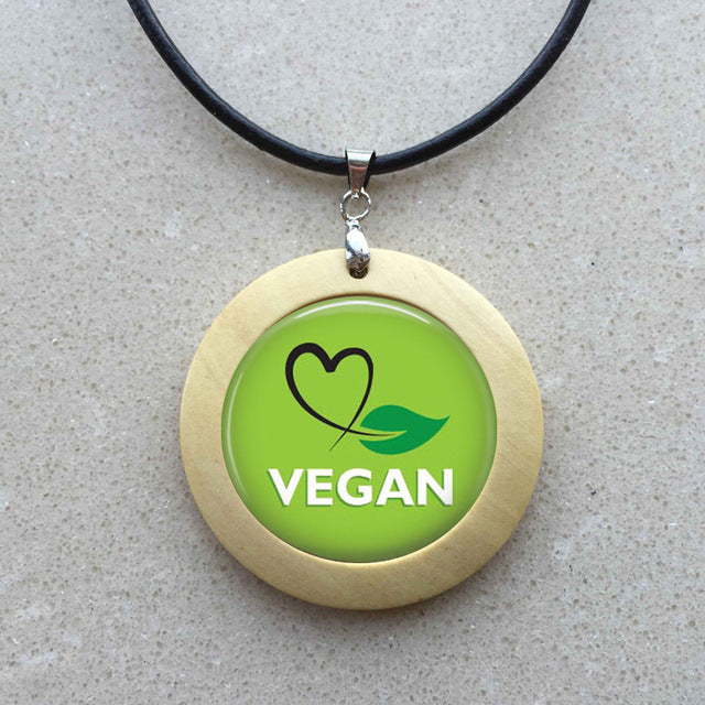 """Go Vegan"" Accessories"